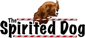 The Spirited Dog Logo